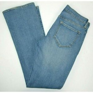 Old Navy Original Mid-Rise Boot Cut Jeans 2 SHORT